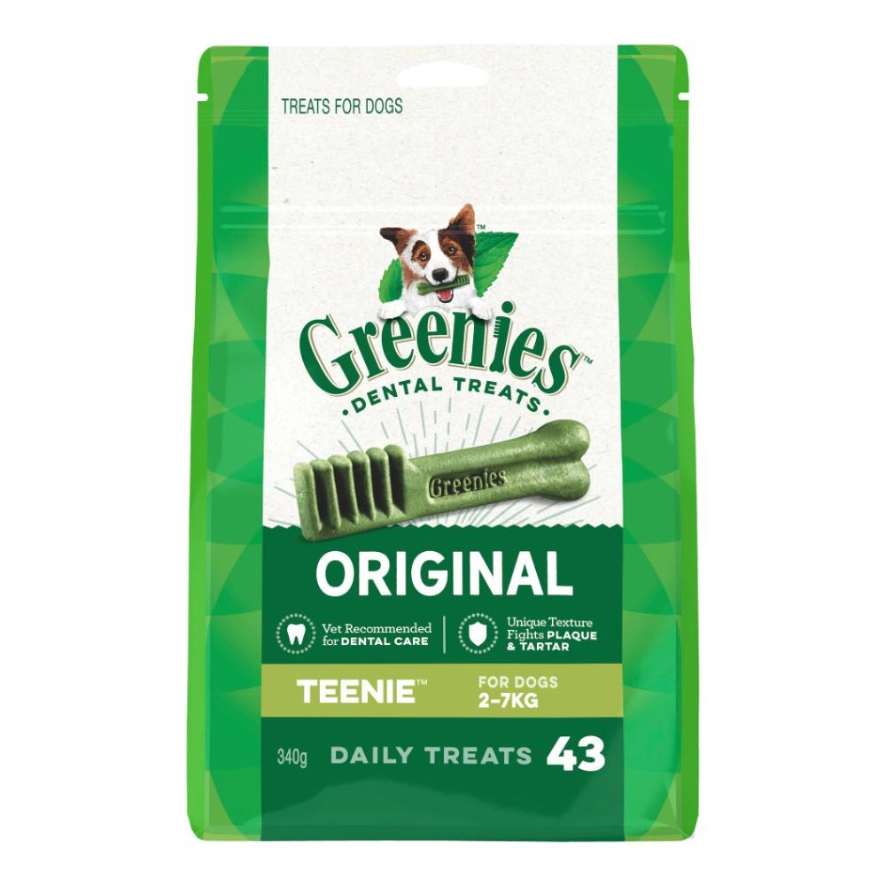 Greenies Original Dental Treats Teenie
