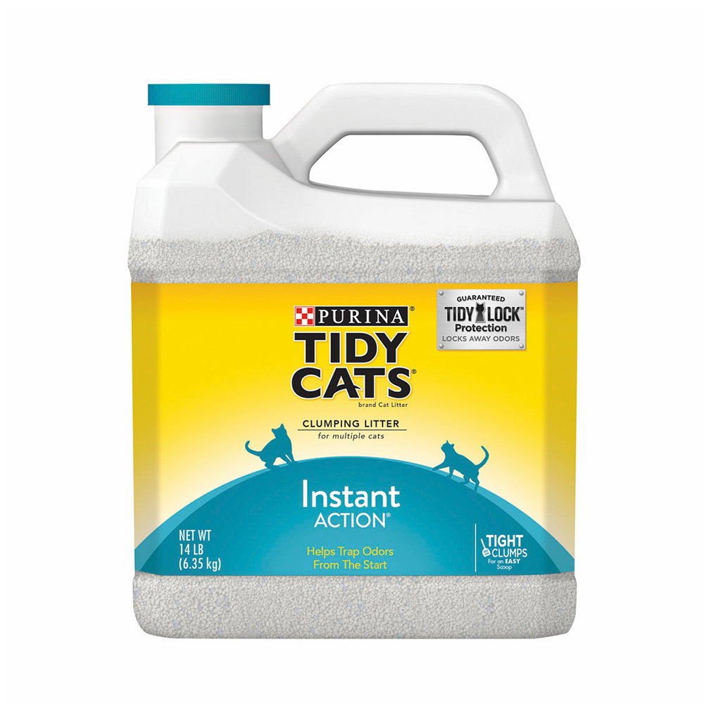Tidy Cats Clumping Litter Scoop Jug Instant Action