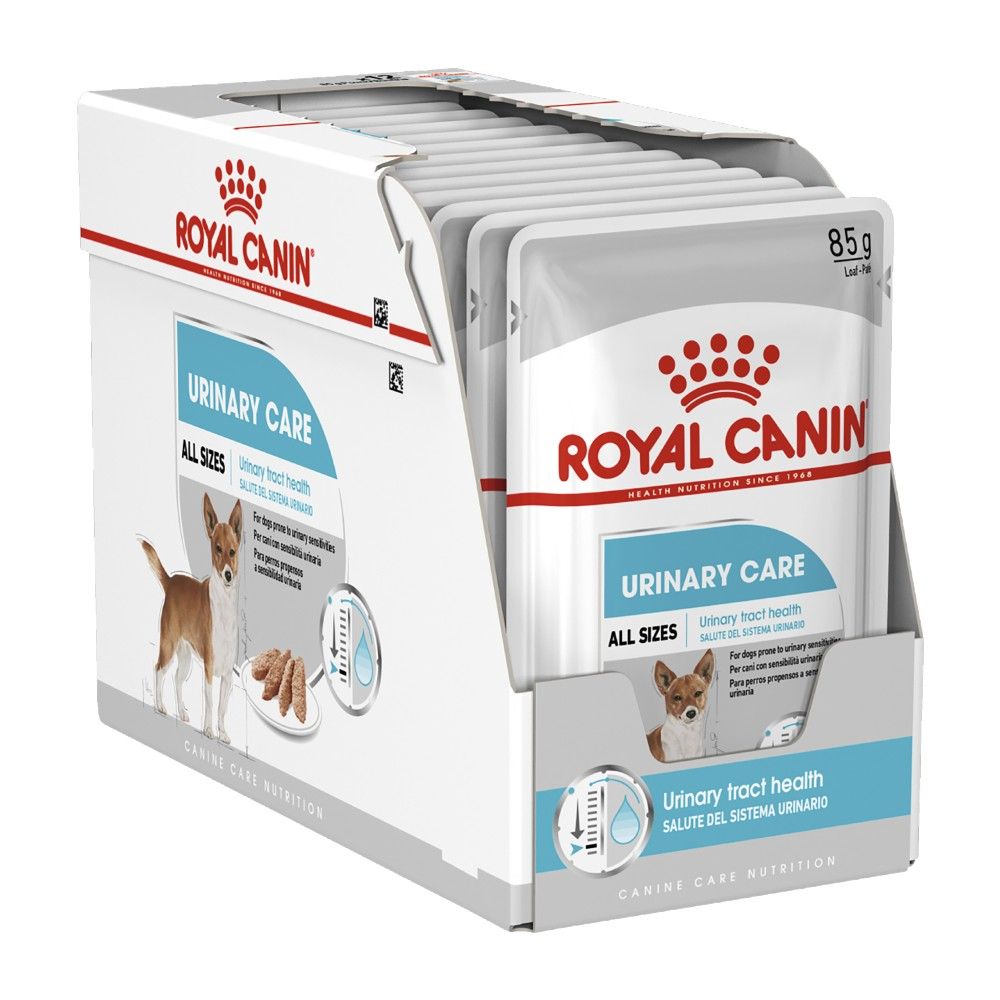 Royal Canin Urinary Care Loaf Pouches