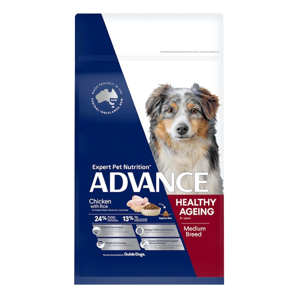 Advance Adult Medium Breed Healthy Ageing