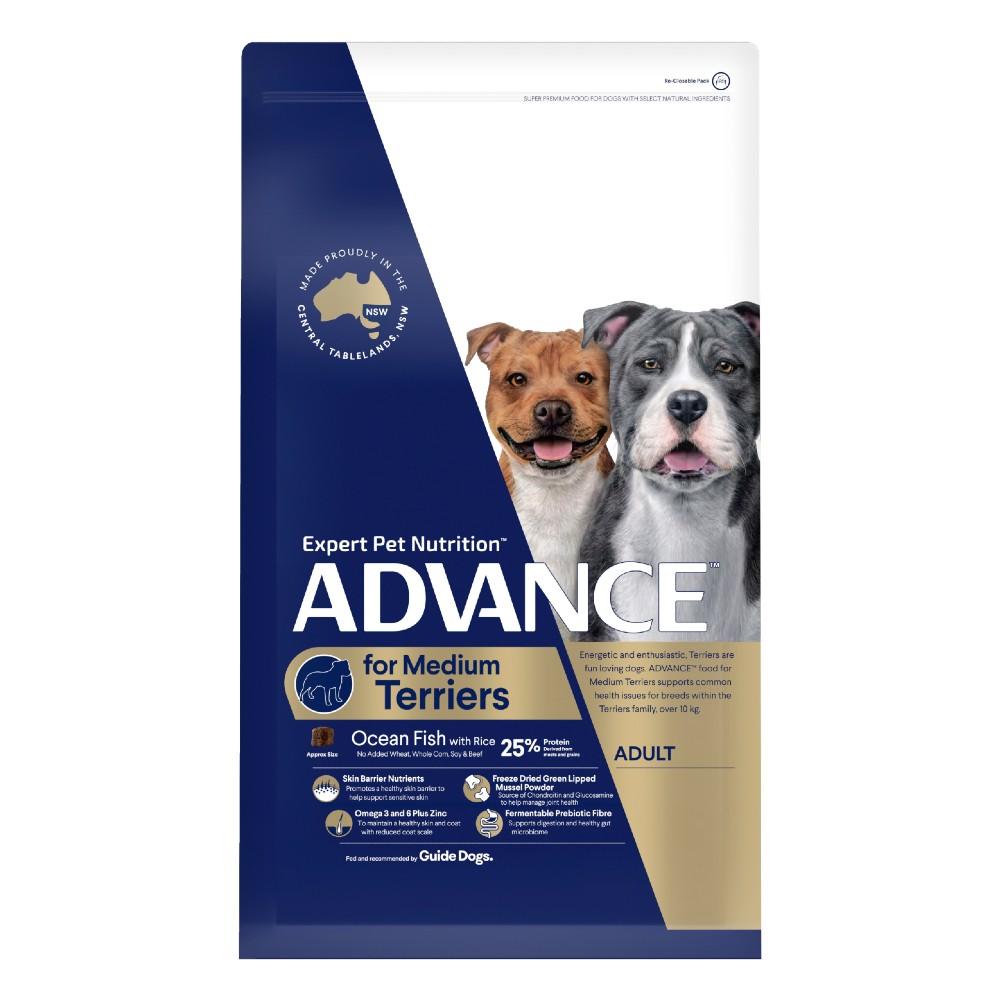 Advance Adult Medium Terrier