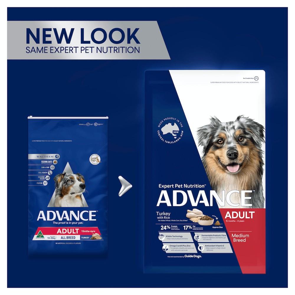 Advance Adult Medium Breed Turkey