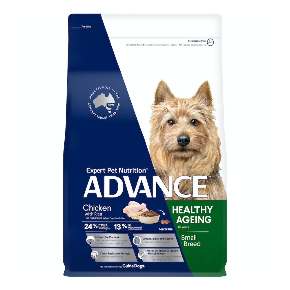Advance Adult Small Breed Healthy Ageing