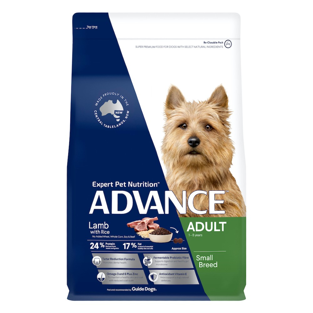 Advance Adult Small Breed Lamb