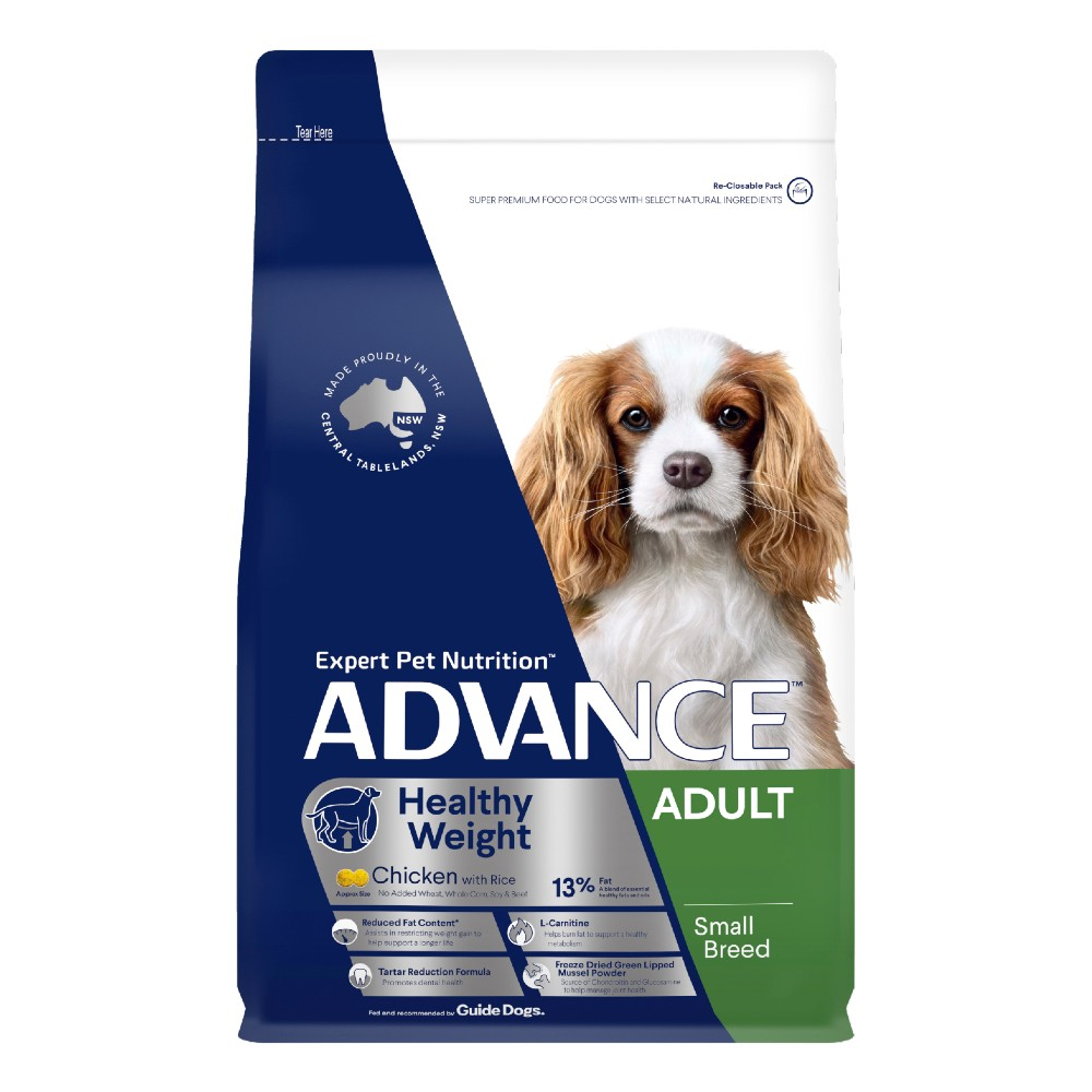 Advance Adult Small Breed Healthy Weight