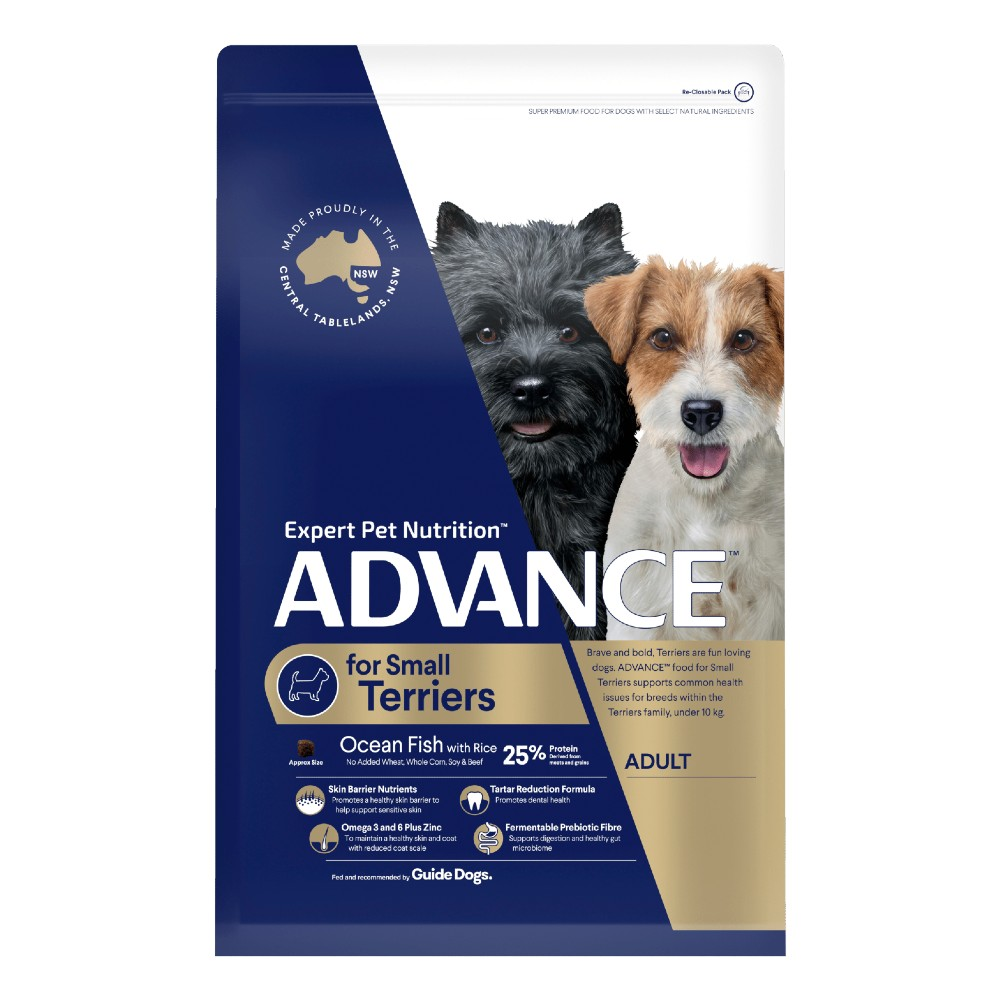 Advance Adult Small Terrier