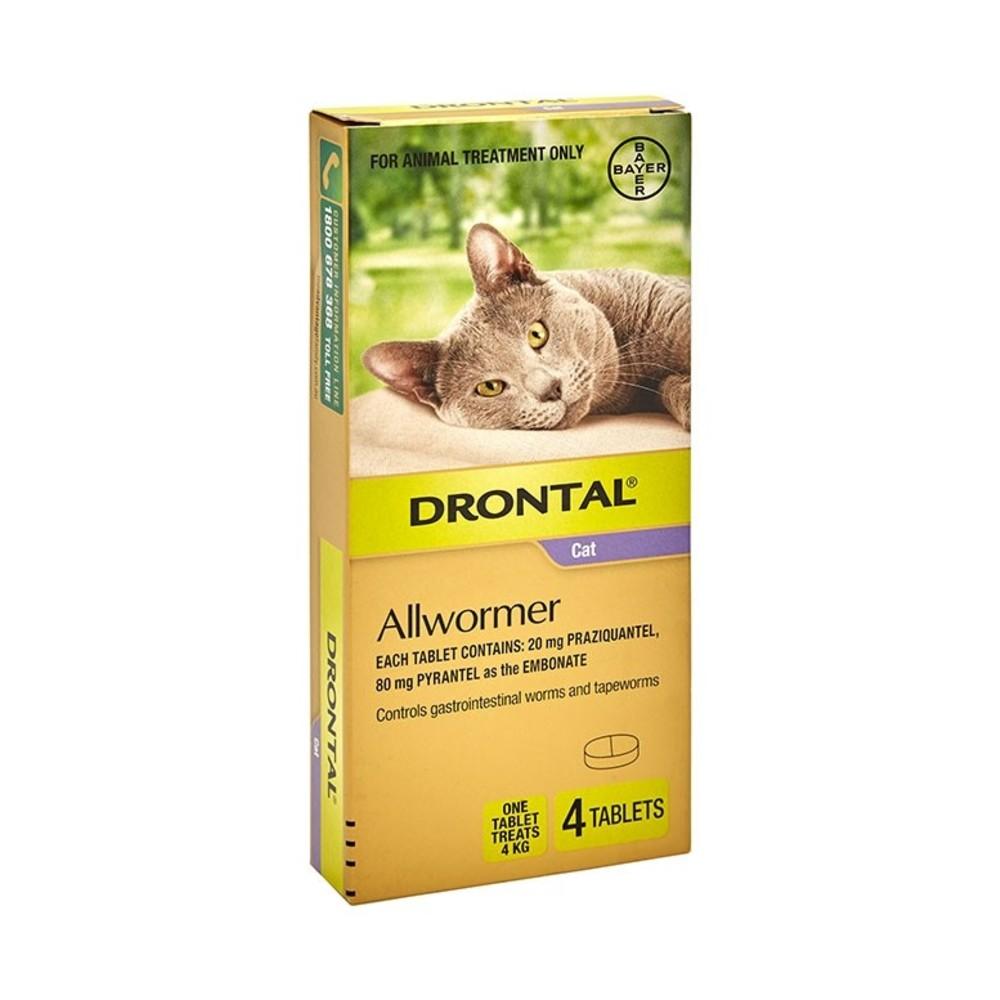 Drontal Cat Allwormer 4kg