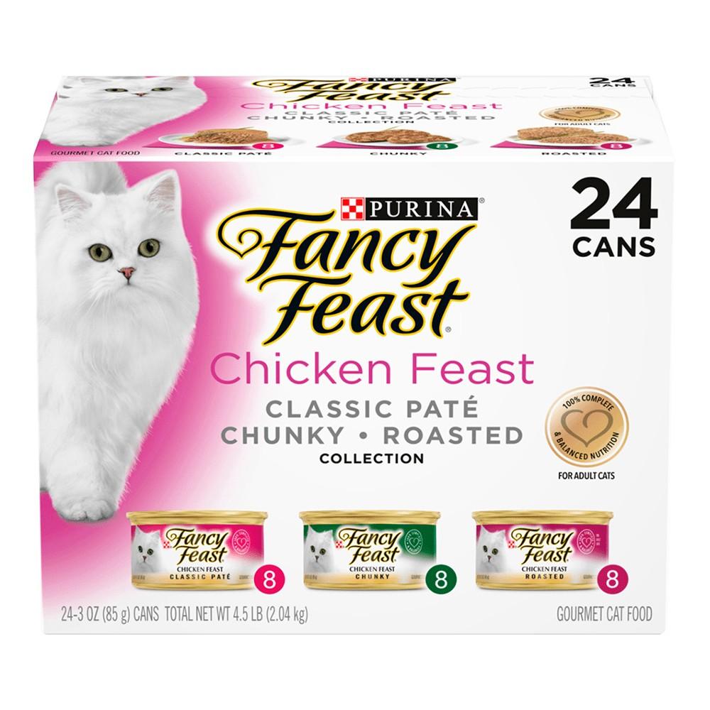 Fancy Feast Chicken Feast Collection