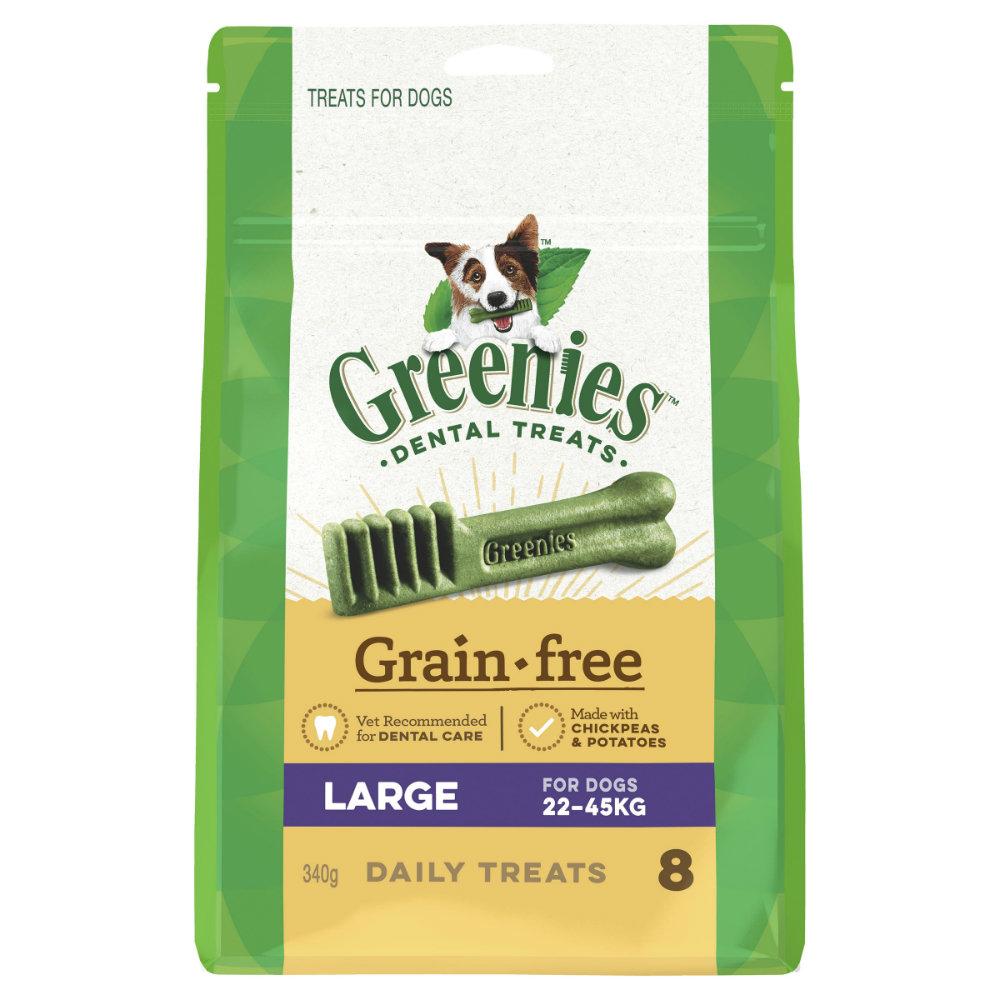 Greenies Grain Free Dental Treats Large