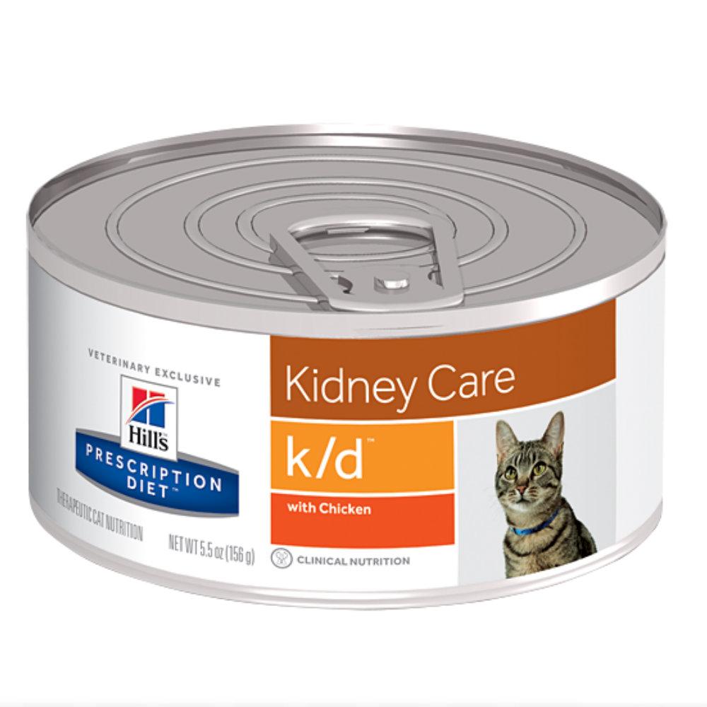 Hills Prescription Diet k/d Kidney Care Canned Cat Food