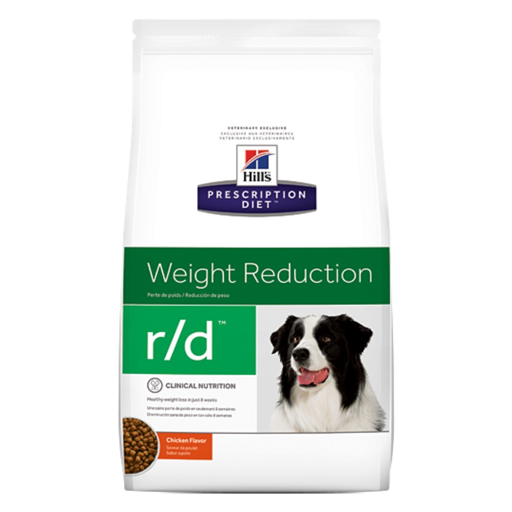 Hills Prescription Diet r/d Weight Reduction Dry Dog Food