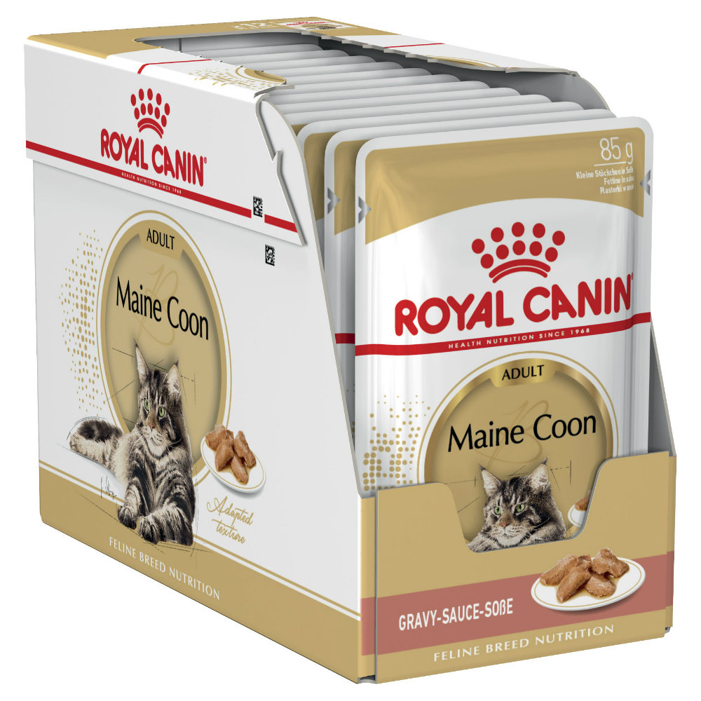 Royal Canin Adult Maine Coon in Gravy