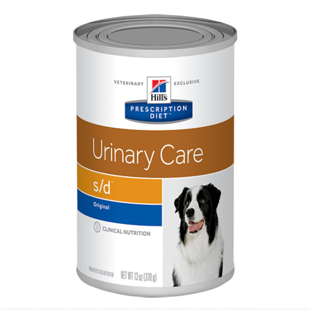 Hills Prescription Diet s/d Urinary Care Canned Dog Food