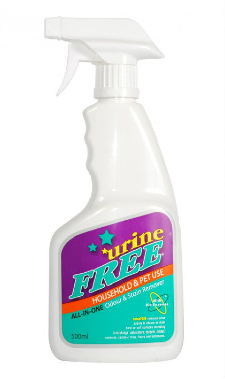 Urine Free Odour and Stain Remover